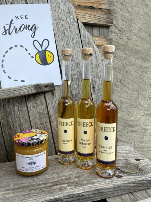 BEE Strong - für deinen Alltag!
