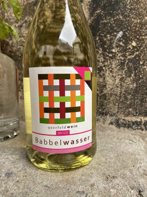 Babbelwasser