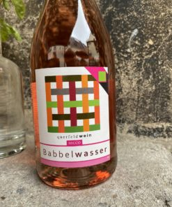 Babbelwasser Rosé