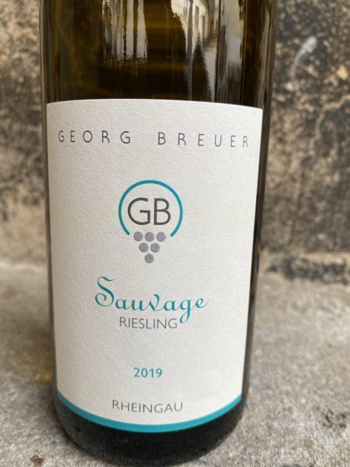 Georg Breuer Sauvage Riesling